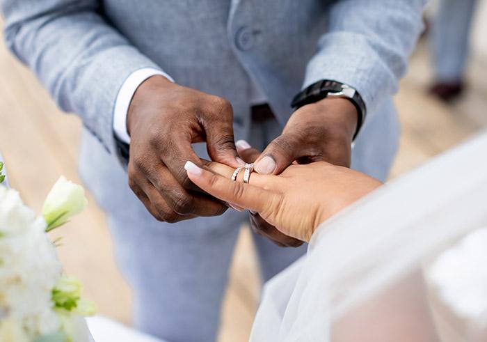 SYMBOLIC WEDDINGS